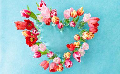 A San Valentino consegna fiori a domicilio